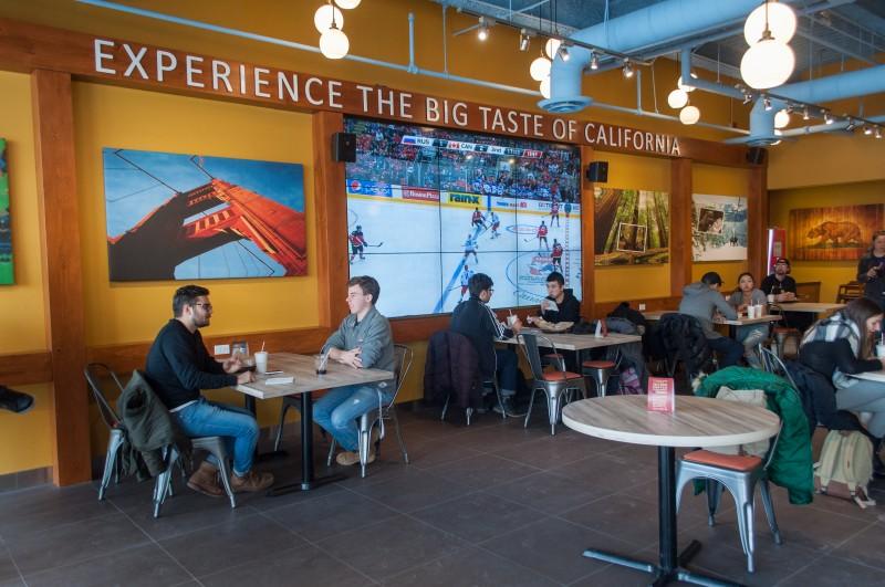 cali burger 2 (Paige Bush) online